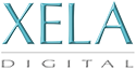 Xela Digital – Rhône Alpes Logo